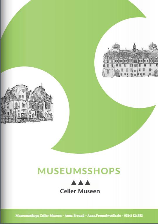Katalog Museumsshop 2021
