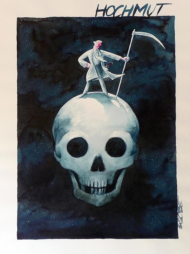 SOBE (Peter Zimmer): Die Todsünden VII: Hochmut