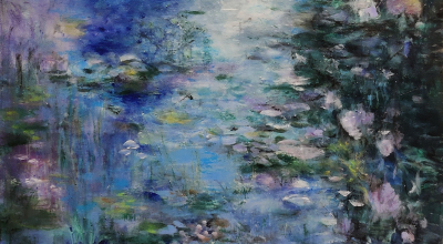 Christiane Theilmann Amanda's Pond