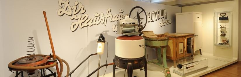 Museums-Melange: »Das bisschen Haushalt...«