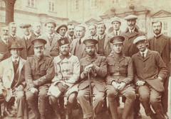 Kriegsgefangenenlager im Celler Schloss