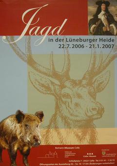 Jagd in der Lüneburger Heide