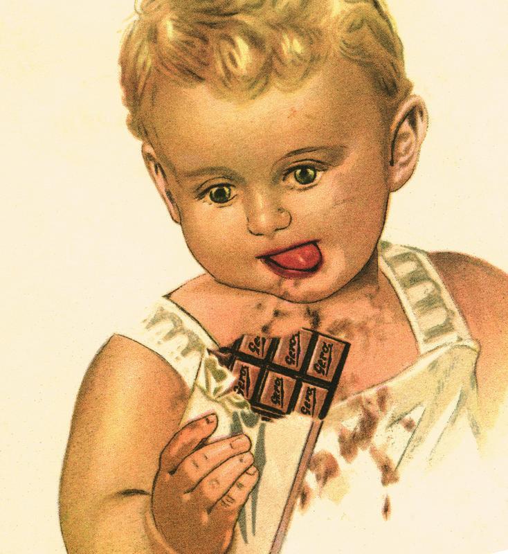 Träume aus Zucker, Marzipan und Schokolade