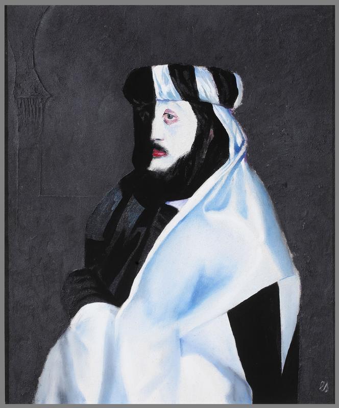 EBERHARD SCHLOTTER Der Maure, 1994