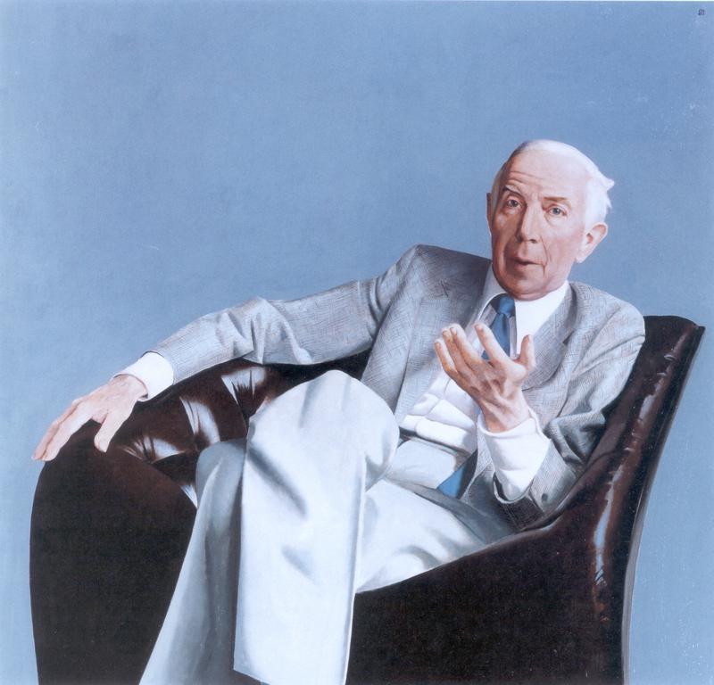 EBERHARD SCHLOTTER Karl Krolow, 1980,81