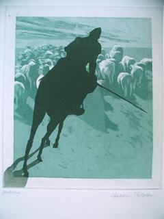 Eberhard Schlotter. Don Quijote