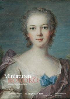 Miniaturen des Rokoko aus der Sammlung Tansey