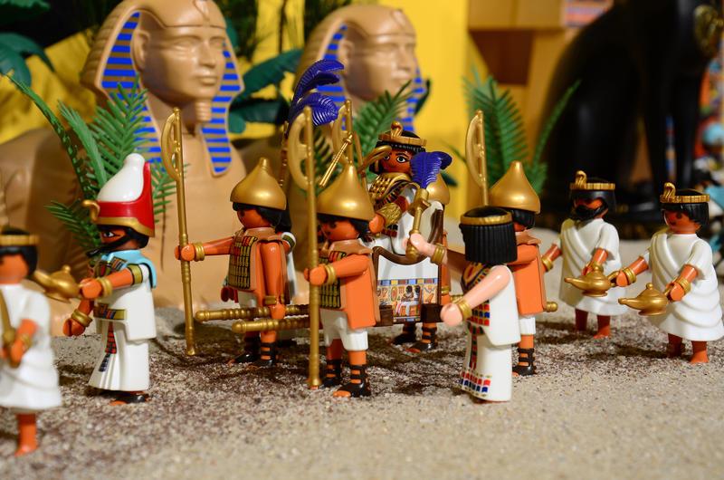 Playmobil Ägypten