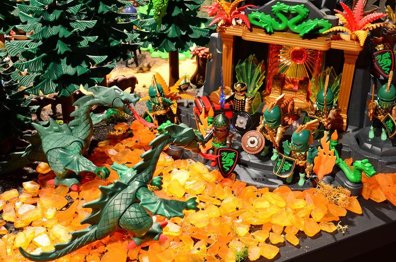 Playmobil Drachenland