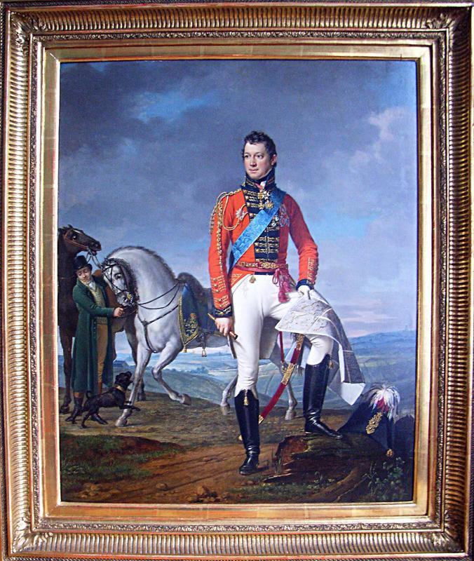 Carl Graf von Alten (1764 - 1840)