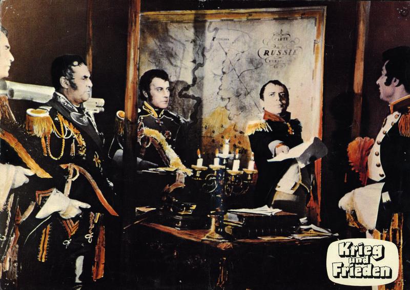 Krieg und Frieden Napoleon