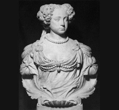 Königin Maria II.