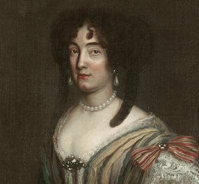 Eléonore d'Olbreuse, Herzogin von Braunschweig-Lüneburg