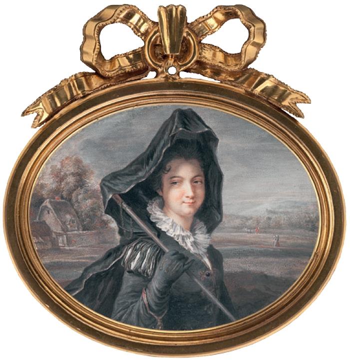 Miniaturen aus der Zeit des Barock in der Sammlung Tansey