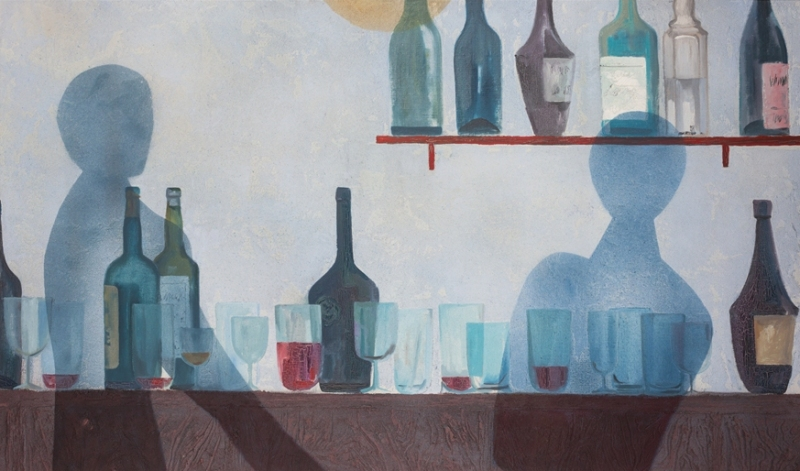Eberhard Schlotter_Bar_1957
