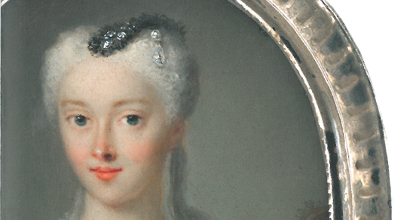 Miniaturen aus der Zeit des Barock