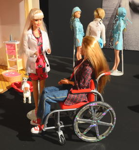 Busy Girl - Barbie macht Karriere
