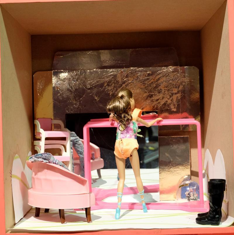 Charlotte, 4 Jahre alt Die Ballett-Schule