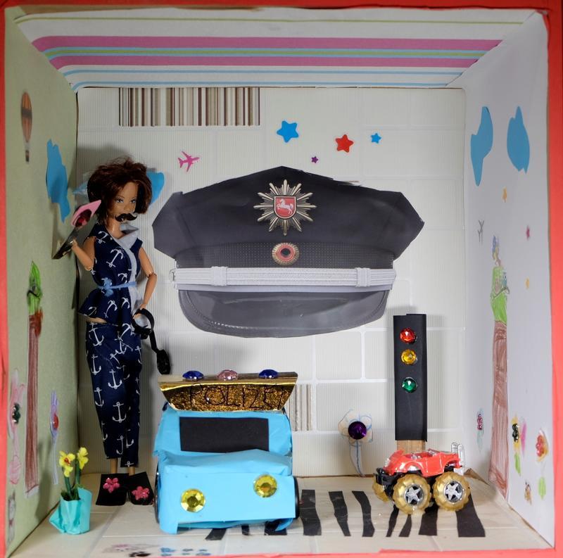 Barbie Box 15 Sarah, 5 Jahre