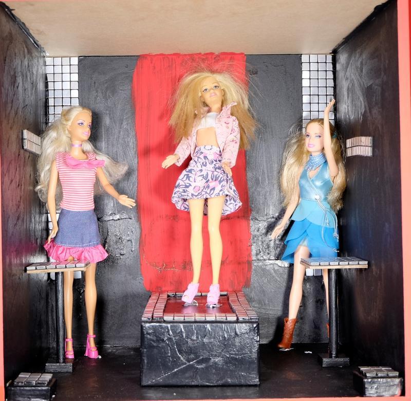 Barbie Supermodel