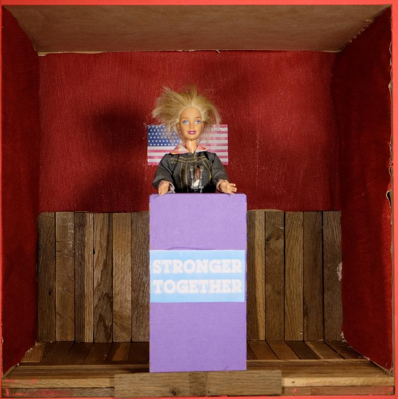 Barbie Wahlkampf USA 2016