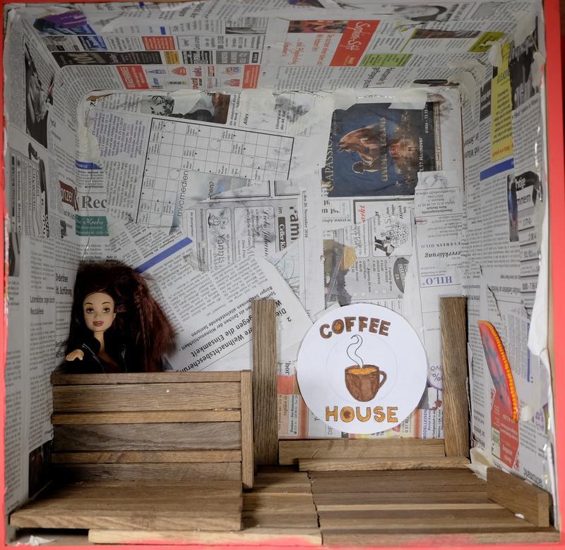 Barbie Kaffee House