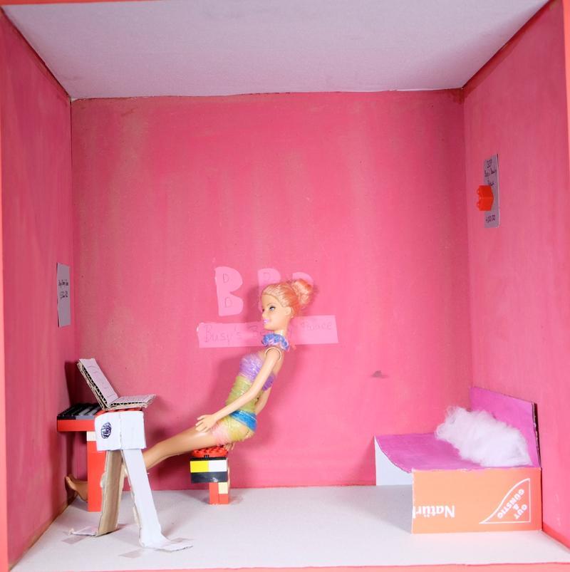Barbie Youtuberin - Busy Beauty Palace
