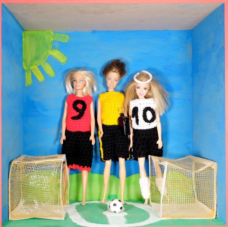 Barbie Das Fußball-Märchen
