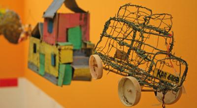 WeltSpielZeug - Spielzeug-Kreationen Box