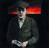 RWLE Möller, »Der Feuerkopf (Marinus van der Lubbe)«, 1995