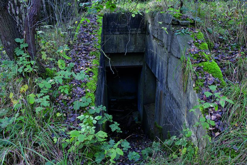 Luftmunitionsanstalt 4 XI und Untertageverlagerung Löwe