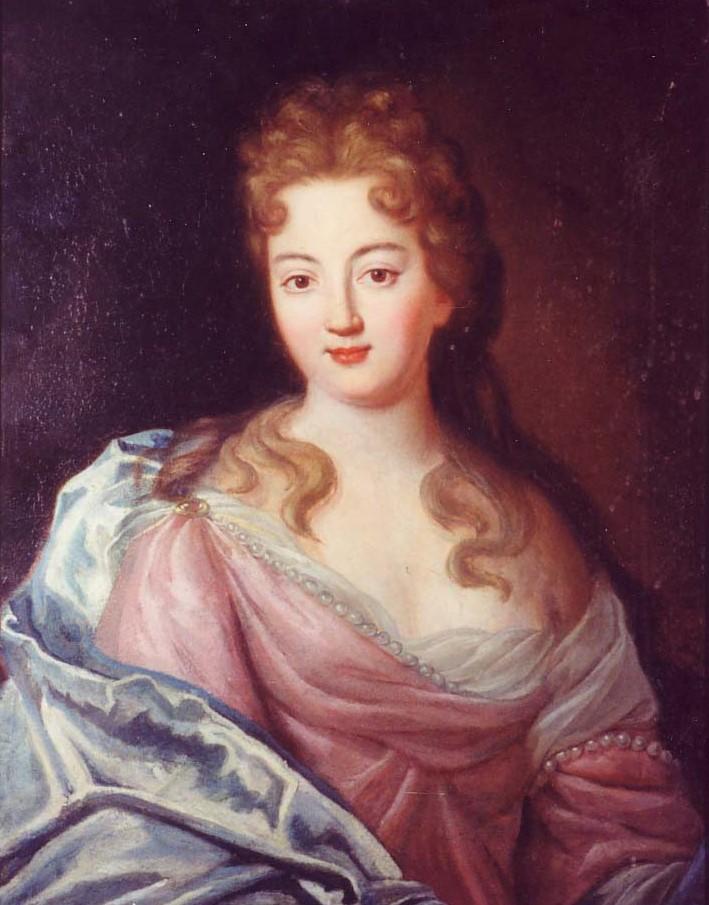 Herzogin Eléonore d'Olbreuse