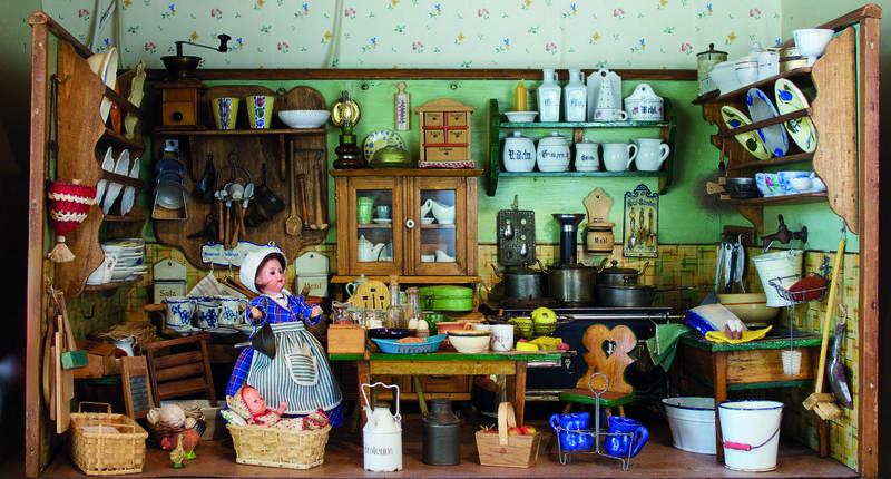 Minikosmos Puppenhaus