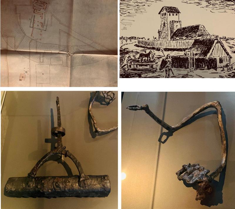 Museumssnack Brunonenburg