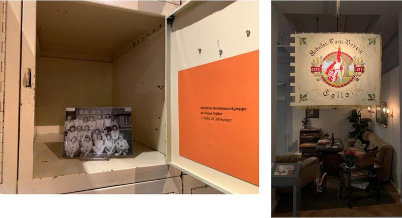 Museumssnack Betriebssport